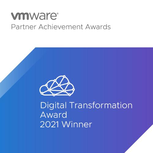 digitaltransformation award
